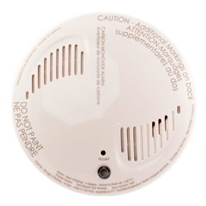 Smoke and carbon monoxide detectors