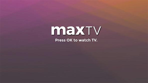 maxTV support hub