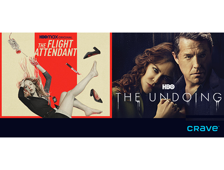 HBO's The Undoing and HBO Max Original The Flight Attendant