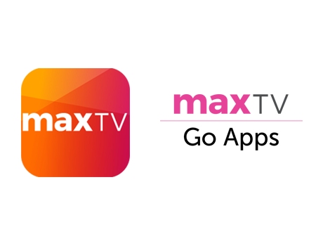 Get help with maxTV apps