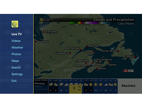 The Weather Network iTV