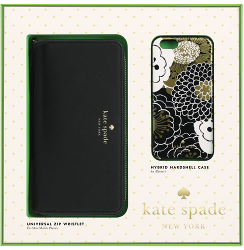 Kate Spade Gift Set Case - iPhone 6s