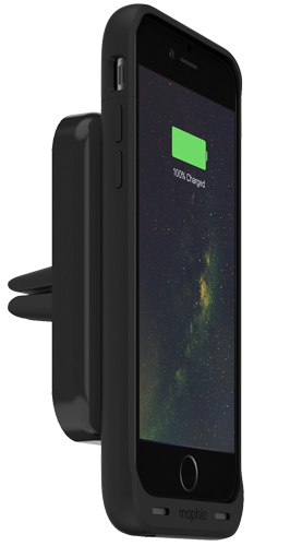 mophie charge force vent mount - iPhone 7