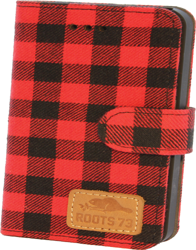 Roots Buffalo Plaid iPhone 6 and 6s