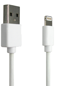 Apple IQ 1M Lightning Cable