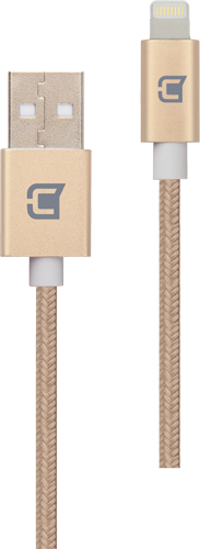 Caseco Braided Lightning Cable