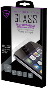iShieldz Tempered Glass - LG G6