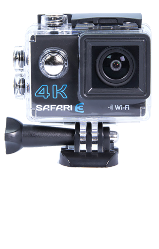 Safaricam3 4K Action Camera