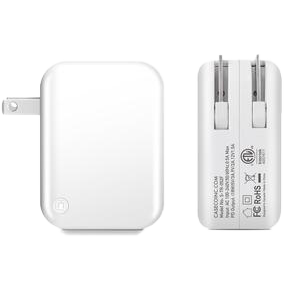 Caseco 20W Fast Charge Wall Charger