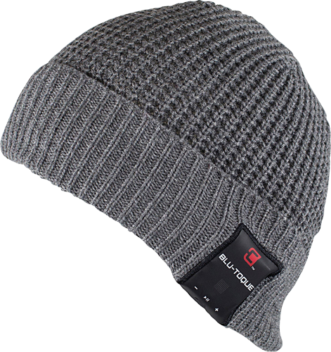 Caseco Dual Layered Bluetooth Beanie - Chunky Cuff