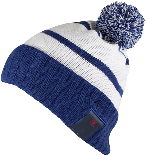 Caseco Dual Layered Bluetooth Beanie - Jack Frost