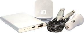 iQ Ultimate Charging Bundle - Apple