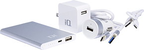 iQ Ultimate Charging Bundle - USB Type-C