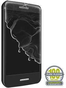 PureGear Liquid Glass Universal Screen Protector with Pure Pledge Program