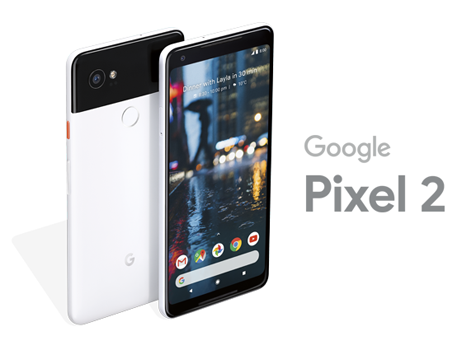 Bring your own Google Pixel 2!