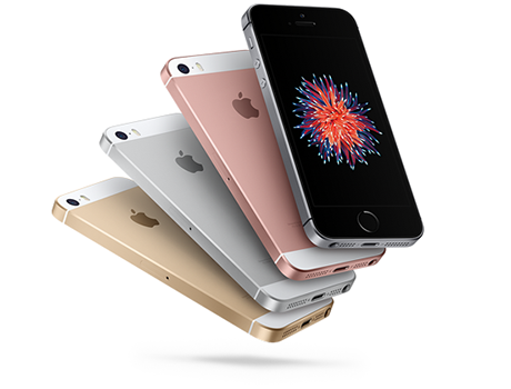For a limited time, save $100 on iPhone SE