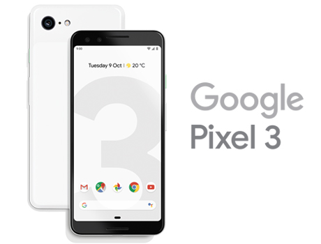 Bring your own Google Pixel 3