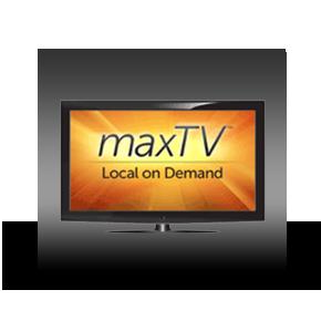 MaxTv Local on Demand