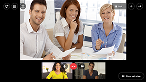 Managed Video Collaboration