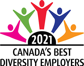 2019 winner - Canada's Best Diversity Employers