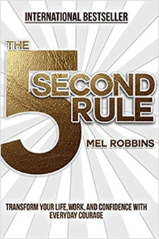 cover of The 5 Second Rule