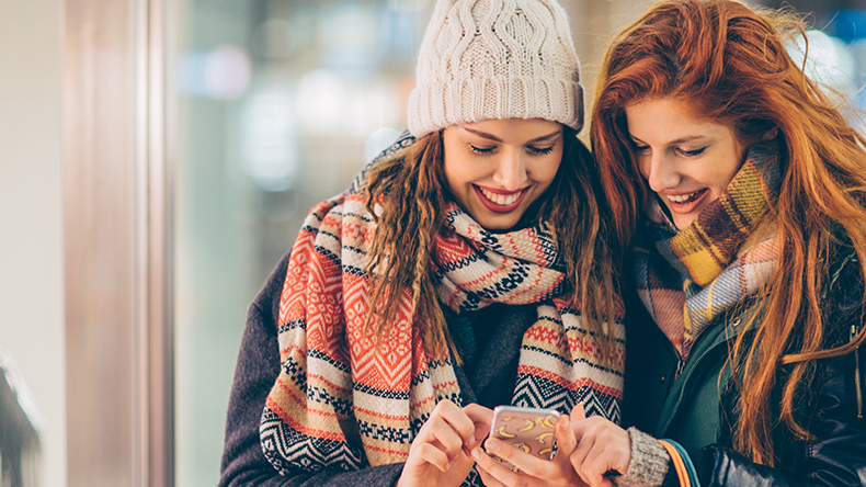 aa3c235818 Holiday shopping hacks. Share This
