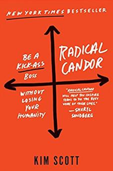 cover of Radical Candor
